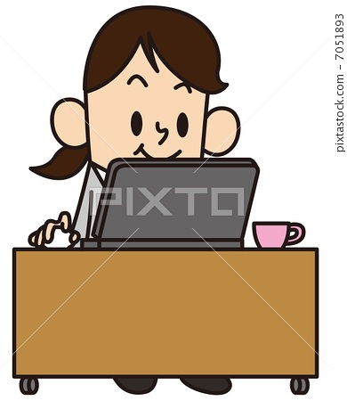Businesswoman office 7051893