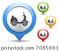 Scooter Icon 7065663