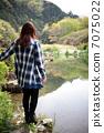 ทะเลสาบ,ผู้หญิง,หญิง 7075022