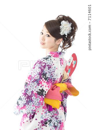 Yukata ladies 7114601