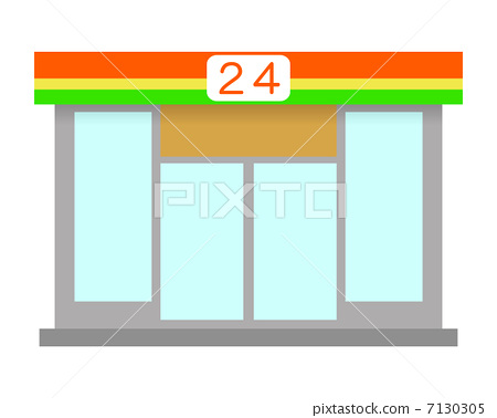 convenience store 7130305