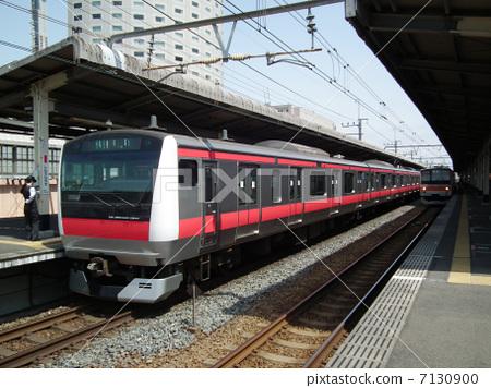 Keiyo Line E233 Shin-Urayasu Station 7130900