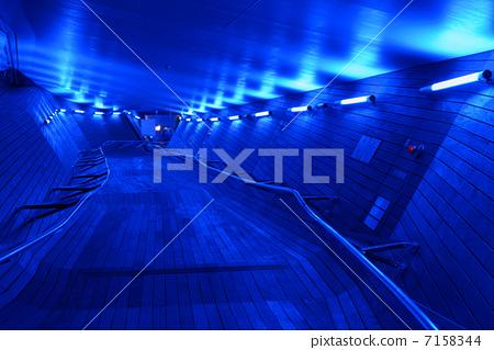 요코하마 港大 바시 국제 여객선 터미널 7158344