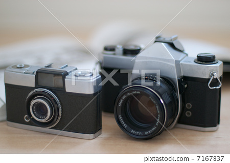 클래식 카메라 7167837