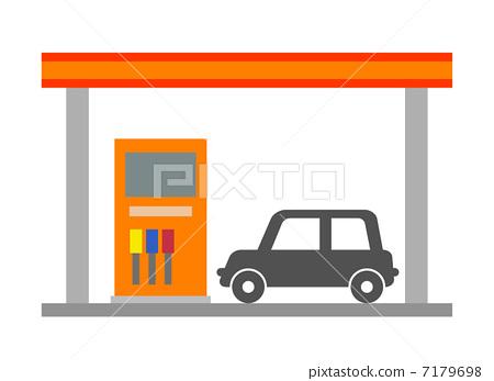 gas station 7179698