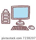 个人电脑 7238207