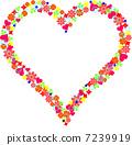 Flower Heart Frame 7239919