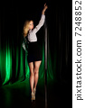 Pole Dance Woman 7248852