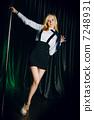 Pole Dance Woman 7248931