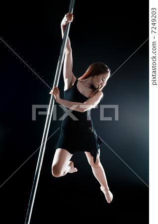 Pole Dance Woman 7249203