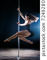 Pole Dance Woman 7249280