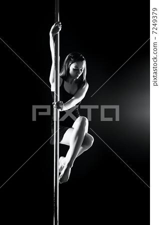 Pole Dance Woman 7249379