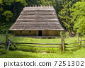 Old Wooden House 7251302