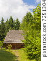 Old Traditional Wooden House 7251304