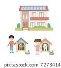 บ้านที่มีเด็กและสัตว์เลี้ยง 7273414