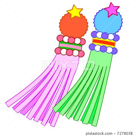 Tanabata decoration 7278038