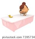 목욕 7285734