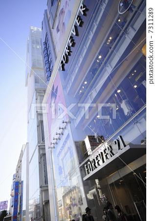 Commercial facilities of Harajuku Meiji d'u 7311289