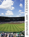 第92届夏季国立高中棒球甲子园棒球场 7338906