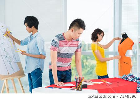 Tailoring process 7349596