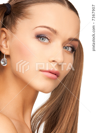 lovely woman 7367907