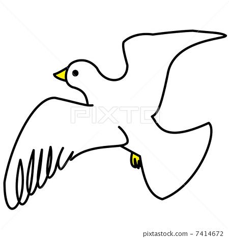 白鳥 7414672