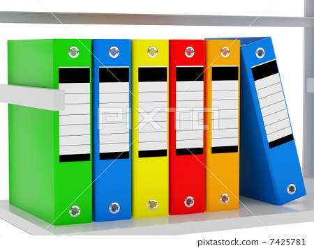 Office folder 7425781