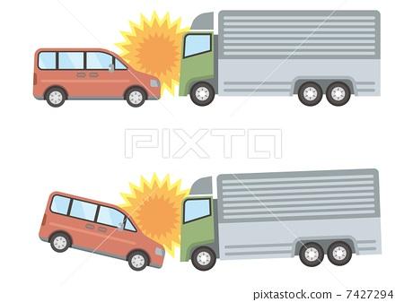 正面碰撞事故 7427294