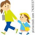 父母和孩子 7428337