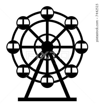 Ferris wheel 7442515