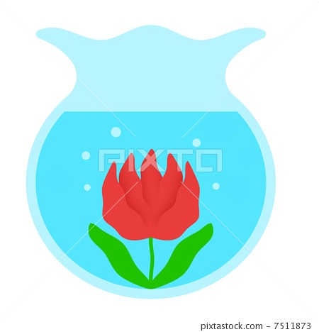 Underwater flowers 7511873