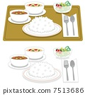 咖哩飯 食物 食品 7513686