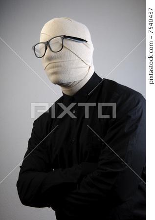 Invisible man 7540437