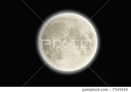 full moon 7545659