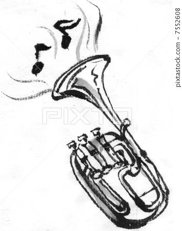 Wind instrument 7552608