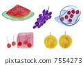 食物 食品 水果 7554273