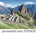 Machu Picchu 7555435