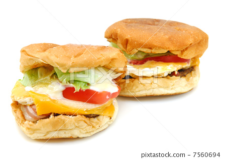 Delicious Sasebo burger 7560694