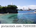 나가사키의 바다 7569088