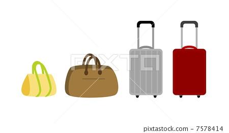 Travel bag 7578414