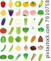 蔬菜水果套 7610758