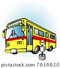 路线巴士 7616620