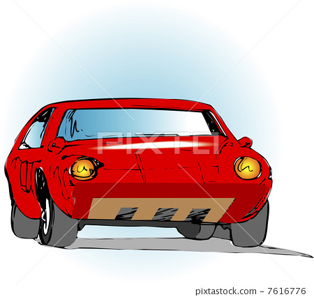 sports car 7616776