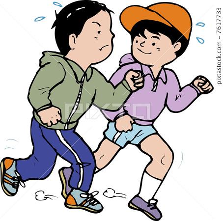 jogging 7617733