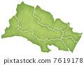지도, 미야기, 미야기 현 7619178