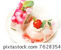 初夏桃蛋糕 7628354