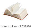 Open book / Crop picture 7632854