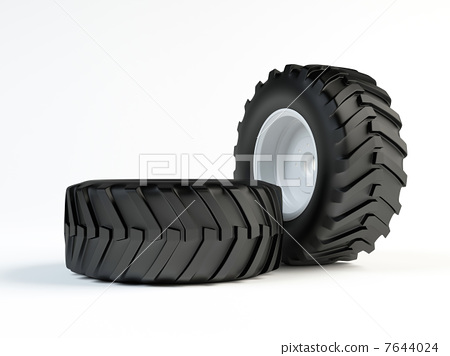 Tractor tyres 7644024
