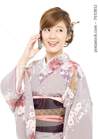 Kimono women 7653852