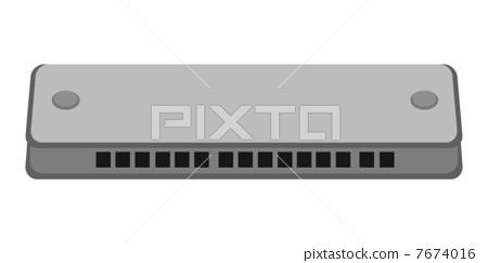 harmonica 7674016